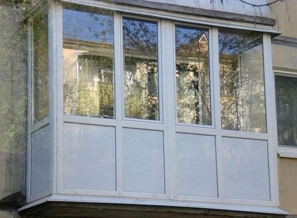 Французький балкон без виноса в Рівному - Сезо Плюс